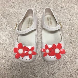 Mini Melissa flower sandals